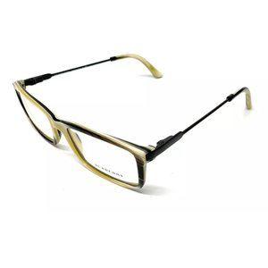 Burberry Women's Horn and Black Eyeglasses!